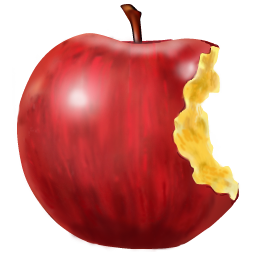 Large apple icon