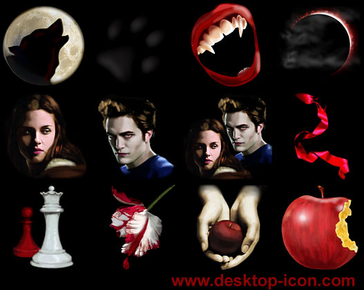 Free Twilight Icons