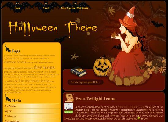 V Halloween